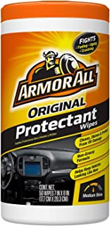 Armor All Car Interior Cleaner & Protectant Wipes – Cleaning for Cars &..