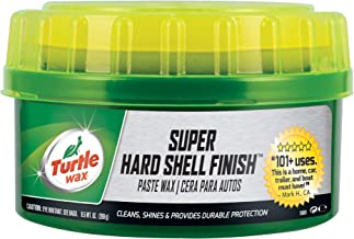 Turtle Wax T-223 Super Hard Shell Paste Wax – 9.5 oz (Pack of 1)