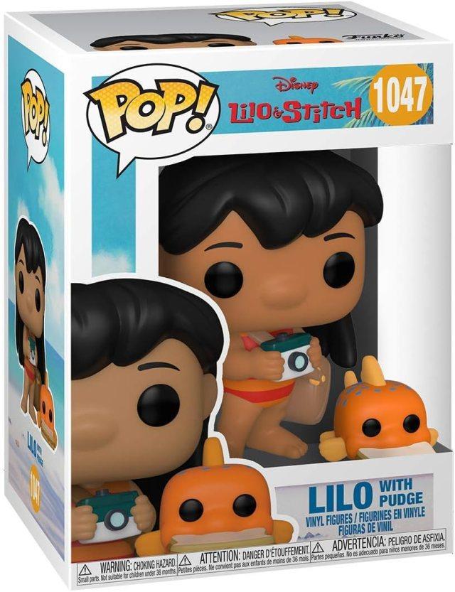 Funko 22 POP Keychain: Lilo and Stitch- Stitch: Amazon.de