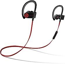 Beats by Dr dre Powerbeats2 Wireless In-Ear Bluetooth Headphone with Mic – Black (Renewed)