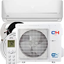 COOPER AND HUNTER 18,000 BTU, 230V Ductless Mini Split AC/Heating System Pre-Charged..