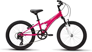 Diamondback Bicycles Tess 20 Youth Girls 20 Wheel Mountain Bike Pink