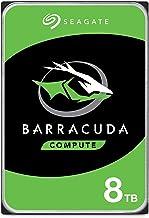 Seagate BarraCuda 8TB Internal Hard Drive HDD – 3.5 Inch Sata 6 Gb/s 5400 RPM 256MB..