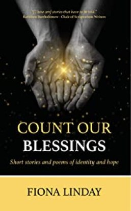 "March Share Four Somethings. ""Count Our Blessings"" by Fiona Linday"