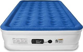 SoundAsleep Dream Series Air Mattress with ComfortCoil Technology & Internal High..