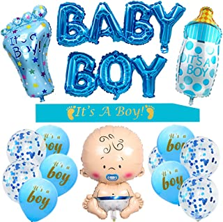 Baby Shower Decorations For Boy – It is a Boy Baby Shower Decoration, It's A..