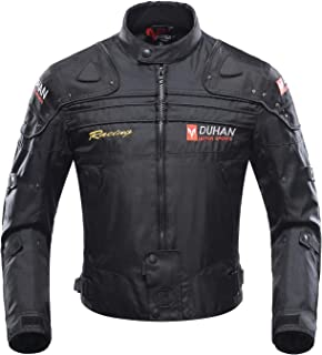 Motorcycle Jacket Motorbike Riding Jacket Windproof Motorcycle Full Body Protective Gear..