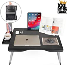 Cooper Mega Table [XXL Folding Laptop Desk] for Bed & Sofa | Couch Table, Bed Desk,..