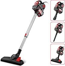 INSE Vacuum Cleaner Corded 18KPA Suction Stick Vacuum Cleaner with 600W Motor..