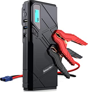 Imazing Portable Car Jump Starter – 1500A Peak (Up to 8L Gas or 6L Diesel Engine)..