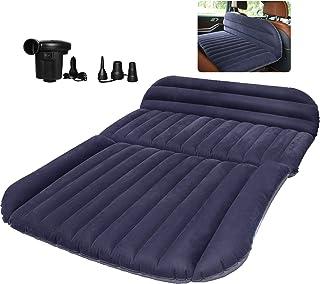 QDH SUV Air Mattress-Thickened Car Bed Back Seat Mattress-Portable Car Mattress for..