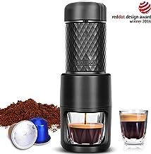 STARESSO Portable Espresso Machine – Manual Espresso with Rich & Thick Crema,..