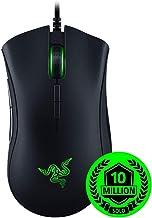 Razer Deathadder Elite Gaming Mouse (chroma Multi-Color, 16,000DPI Sensor and Razer..