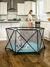 Regalo My Portable Play Yard Indoor and Outdoor, Bonus Kit, Includes Carry Case,..