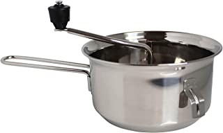 Mirro 50025 Foley Stainless Steel Healthy Food Mill Cookware, 3.5-Quart, Silver -