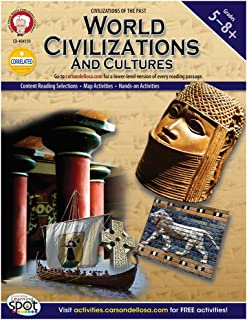 World Civilizations and Cultures Workbook | 5th–8th Grade