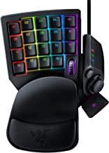 Razer Tartarus v2 Gaming Keypad: Mecha-Membrane Key Switches – 32 Programmable Keys..