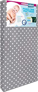 Milliard Hypoallergenic Baby Crib Mattress or Toddler Bed Mattress with Waterproof Cover..