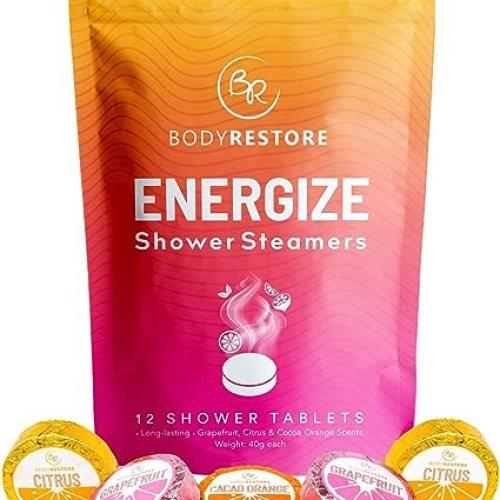 BodyRestore Shower Steamers