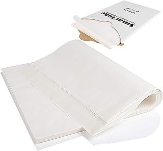 Sponsored Ad - SMARTAKE 200 Pcs Parchment Paper Baking Sheets, 12×16 Inches Non-Stick Precut Baking Parchment, Suitable fo...