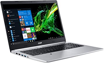Acer Aspire 5 Slim Laptop, 15.6 Inches FHD IPS Display, 8th Gen Intel Core i5-8265U, 8GB..