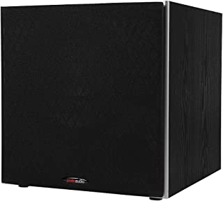 """Polk Audio PSW10 10"""" Powered Subwoofer – Power Port Technology   Up to 100.."""