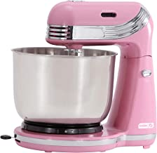 Dash Stand Mixer (Electric Mixer for Everyday Use): 6 Speed Stand Mixer with 3 qt..