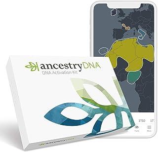 AncestryDNA: Genetic Ethnicity Test, Ethnicity Estimate, AncestryDNA Test Kit, Health and..
