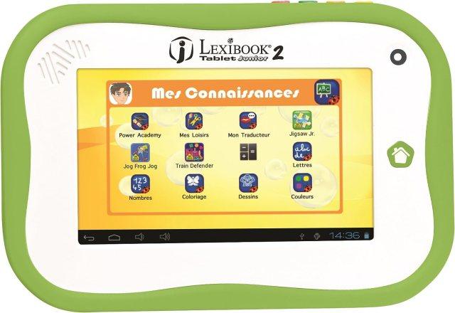 Lexibook- MFC22727FR – Spiel elektronische – Tablet Junior 227 – 27