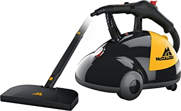 McCulloch MC1275 Heavy-Duty Steam Cleaner with 18 Accessories, Extra-Long Power Cord,..