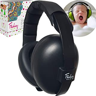 Fridaybaby Baby Ear Protection (0-2+ Years) – Comfortable and Adjustable Noise..