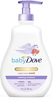 Baby Dove Tip to Toe Wash and Shampoo Calming Nights Washes Away Bacteria While..