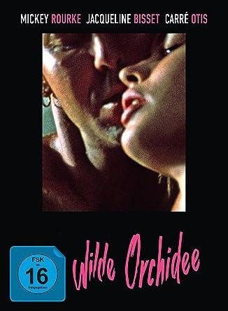 Wilde Orchidee im Mediabook