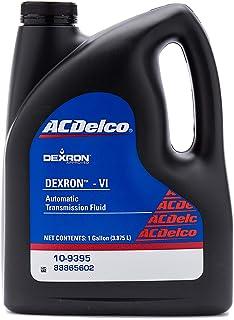 ACDelco 10-9395 Dexron VI Automatic Transmission Fluid – 1 gal