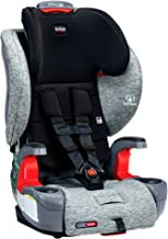 Britax Grow with You ClickTight Harness-2-Booster Car Seat, Spark – Premium, Soft..