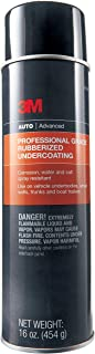 3M 03584 Professional Grade Rubberized Undercoating, Corrosion, Water and Salt Spray..