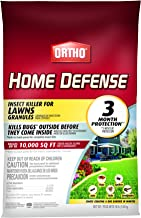 Ortho Home Defense Insect Killer for Lawns Granules – Treats up to 10,000 sq. ft,..