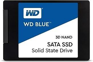 "WD Blue 3D NAND 500GB Internal PC SSD – SATA III 6 Gb/s, 2.5""/7mm, Up to 560.."