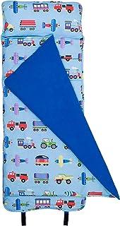 Wildkin Original Nap Mat with Pillow for Toddler Boys and Girls,Measures 50 x 20 x 1.5..