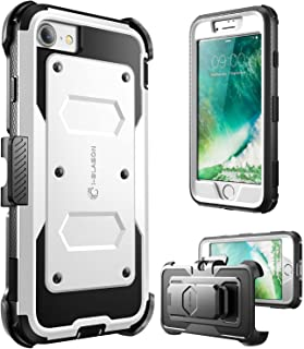 i-Blason Armorbox Case Designed for iPhone SE2 2020 /iPhone 7/iPhone 8, Built-in [Screen..