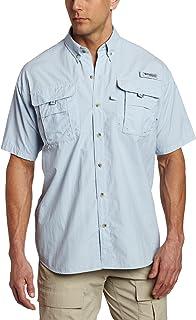 Columbia PFG Bahama II - Camiseta de Manga Corta Transpirable para Hombre