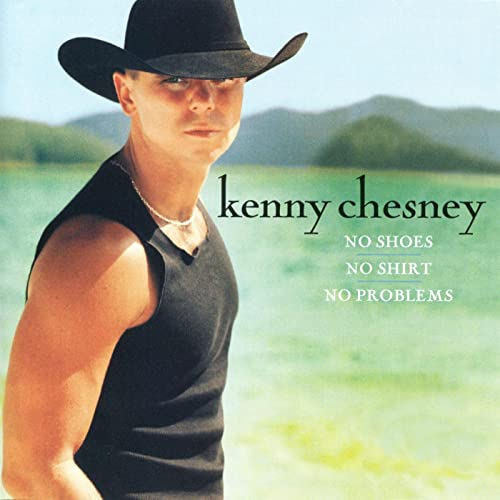 kenny chesney, a lot of things different