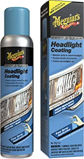 MEGUIAR'S G17804 Keep Clear Headlight Coating, 4 Oz. – Maintain The Clarity of..