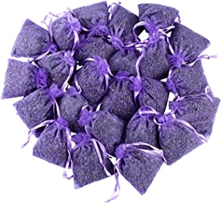 French Lavender Sachets for Drawers and Closets Fresh Scents, Home Fragrance Sachet, Pack..