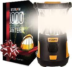 Internova 1000 LED Camping Lantern – Massive Brightness with Fully Adjustable 360..