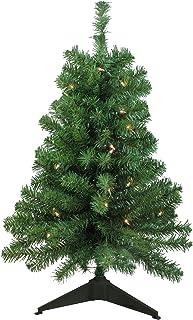 Northlight 3' Pre-Lit Medium Traditional Noble Fir Artificial Christmas Tree –..