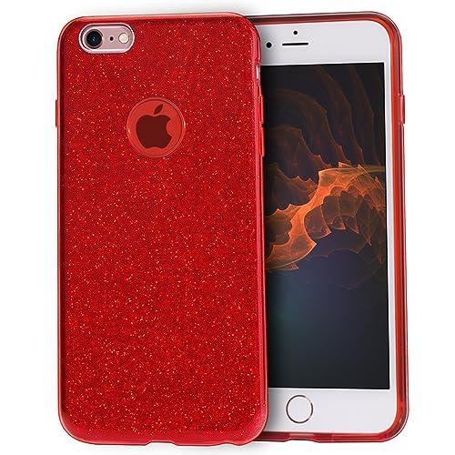 Red Iphone 6 Plus Case Amazon Com