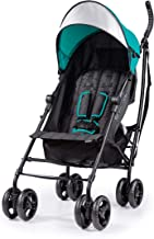 Summer 3Dlite Convenience Stroller, Teal – Lightweight Stroller with Aluminum Frame,..