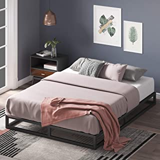Zinus Joseph 6 Inch Metal Platforma Bed Frame / Mattress Foundation / Wood Slat Support /..