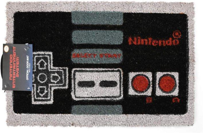 Pyramid Felpudo Mando Consola Nintendo NES, 40 x 60 cm